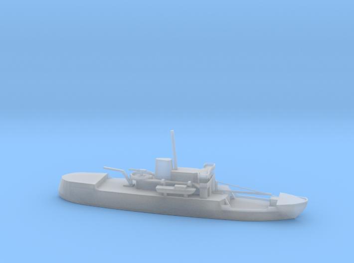 1/700 Scale USCGC WMEC-38 Storis 3d printed