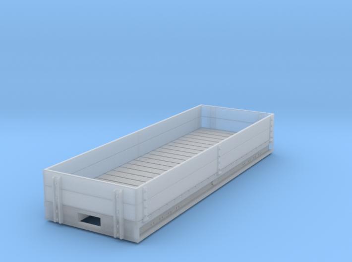 RAR 2plank open 3d printed