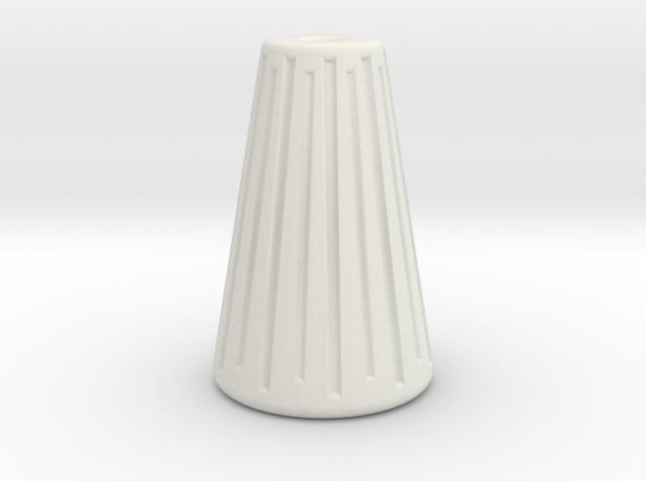 Cone Bead 3d printed
