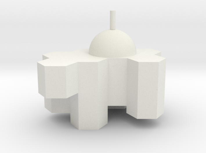The HONYCOMB 3d printed