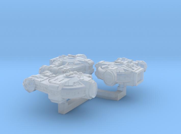 Chibi YT for Armada 3d printed