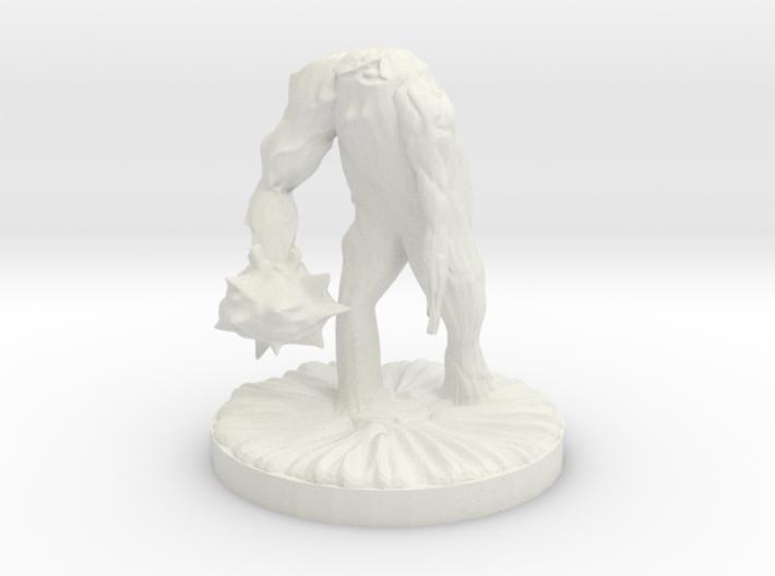 Flesh Golem 3d printed