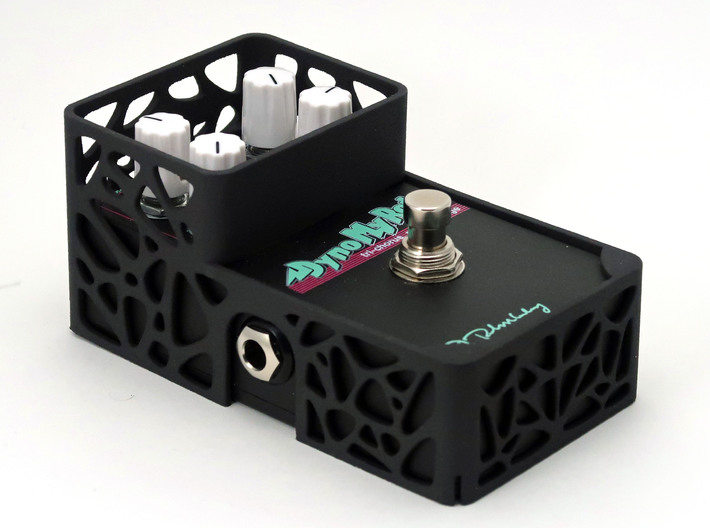 Keeley compact pedal cover 3d printed