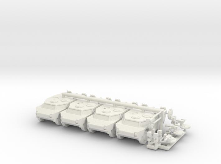 MG144-G01 LGS Fennek 3d printed
