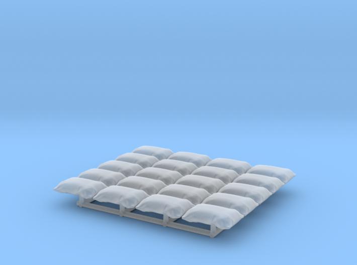 1/64 Bags 3d printed