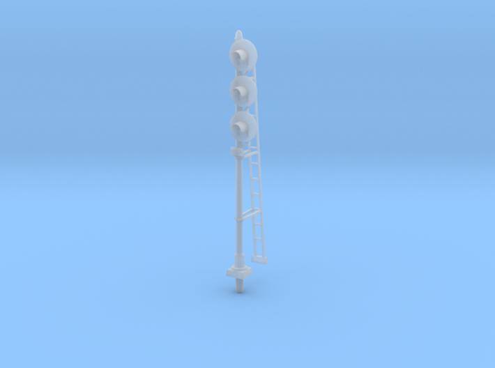 Seinstelsel '46 -driehoogte- (1x Links) 3d printed