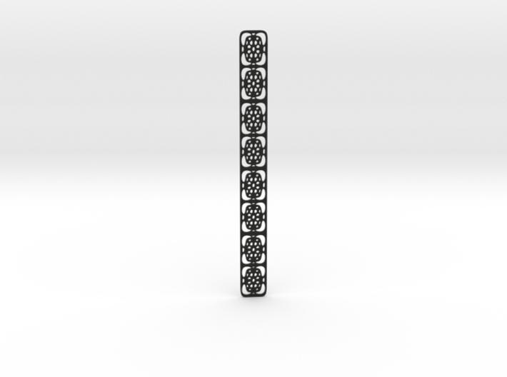 Subtle bookmark 3d printed