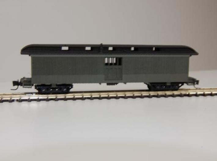 Nn3 4 car Passenger Train w/RPO 3d printed