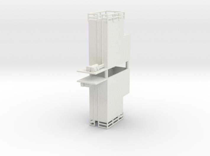 Aegis Shore Installation Launcher (2x) 3d printed