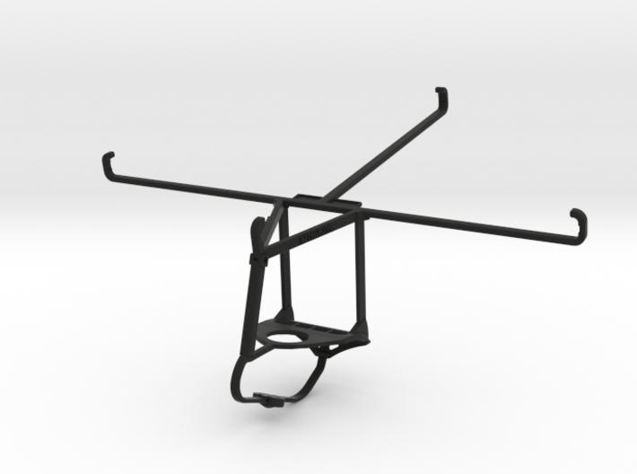 Steelseries Nimbus & Apple iPad 3 Wi-Fi - Over the 3d printed