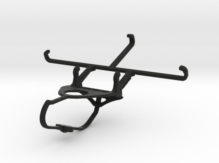 Steelseries Nimbus & Apple iPhone 6s - Front Rider 3d printed