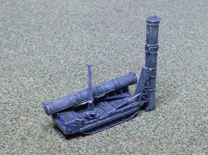 SA-12 / SA-23 9A84 SAM Transporter TEL 1/144 3d printed 1/285 Model