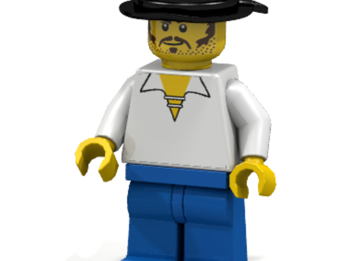 Midshipmen  3d printed British Midshipmen (Render of an example usage)
