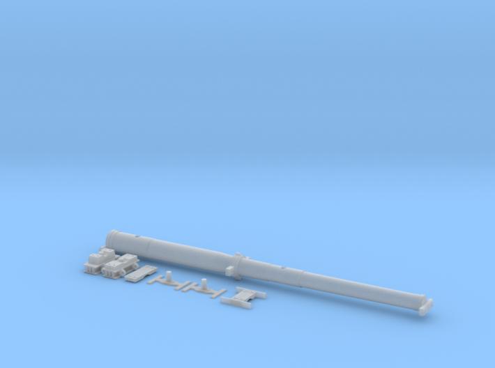 Naval Gun Load Kit – N 3d printed