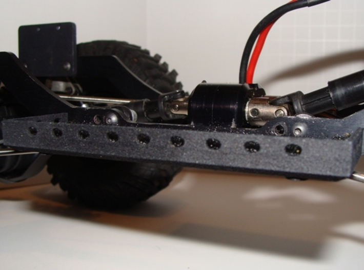 JK Battery Tray Pair 3d printed right hand