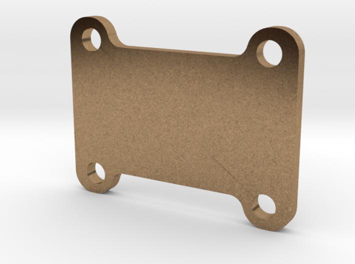 Xray Xb2 2mm Brass Trans Shim 3d printed
