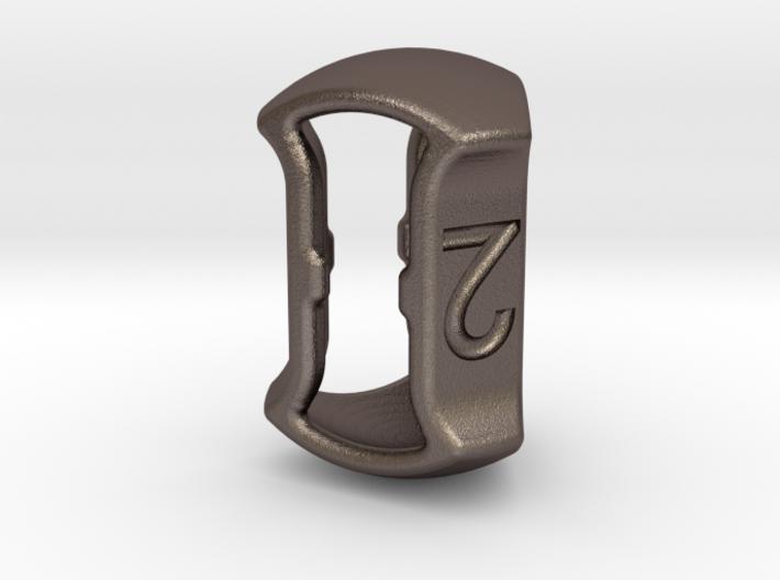 """D3, 5/8"""" (16mm), Open, Balanced 3d printed"""
