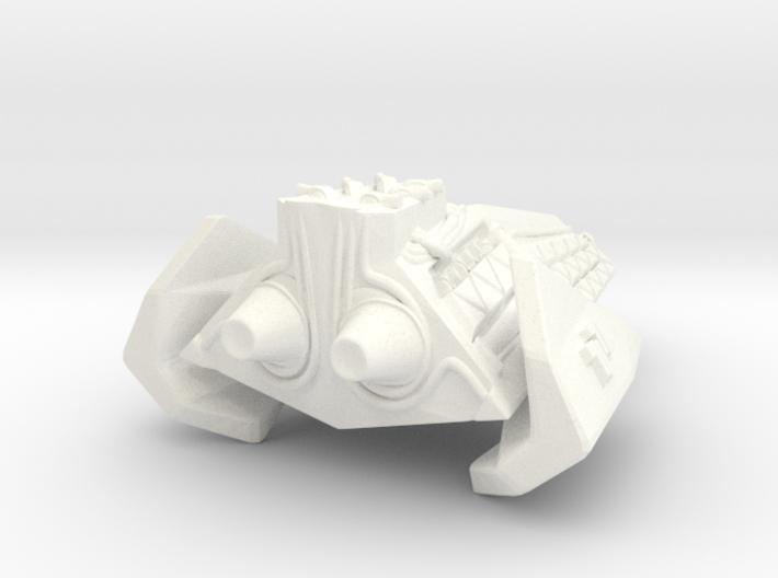 Robotic Dreadnought 3d printed