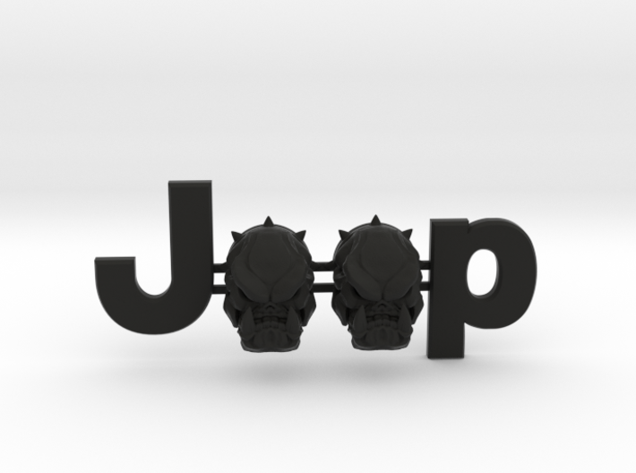 #CuzitsCustom Evil BullDawg Skulls (SM-OEM) 3d printed