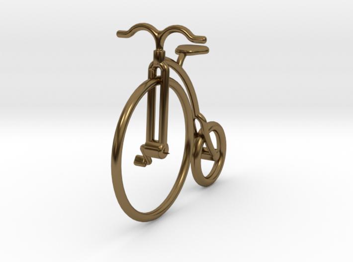 Vintage Bicycle Jewel 3d printed