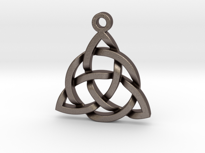 Triquetra Celtic Knot Good Luck Pendant Ue885xtep By Vivalaevolucion