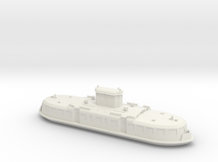 MV Kooleen 3d printed