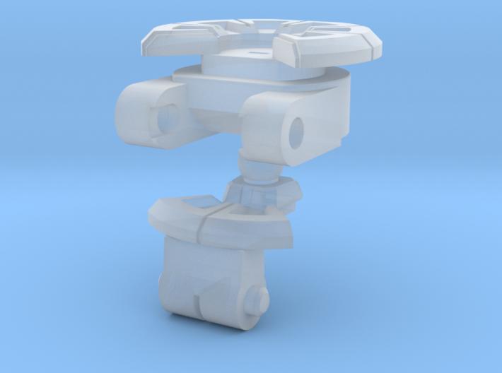 Transforming Neck Unit for TR Galvatron 3d printed