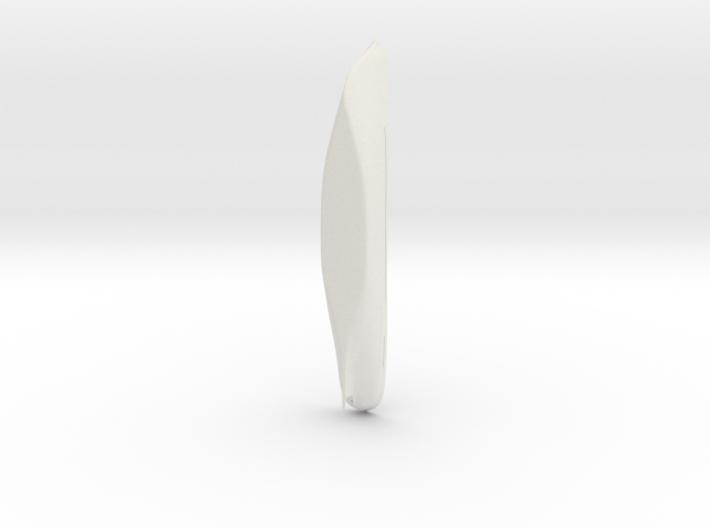 Coaster MS Batavier V Hull 1/200 for mini RC 3d printed