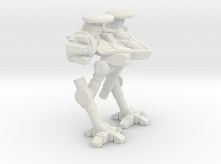 Reverse Joint Light Scout Mech 3d printed