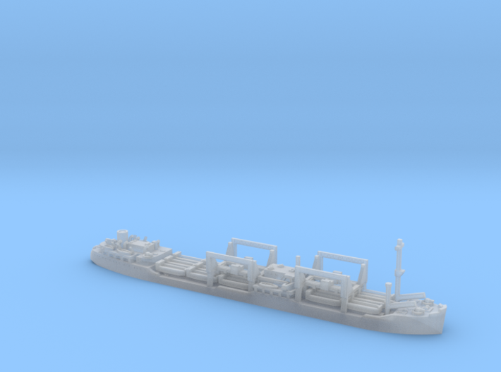 1/1800 RFA Derwentdale LSG loaded 3d printed
