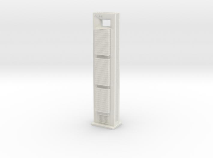 Torre Cepsa (1:2000) 3d printed