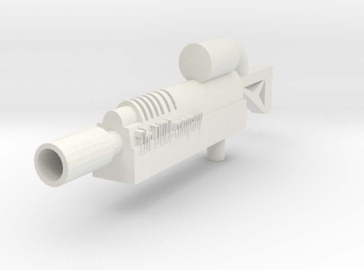 The DULL company FlameSpitter 3d printed