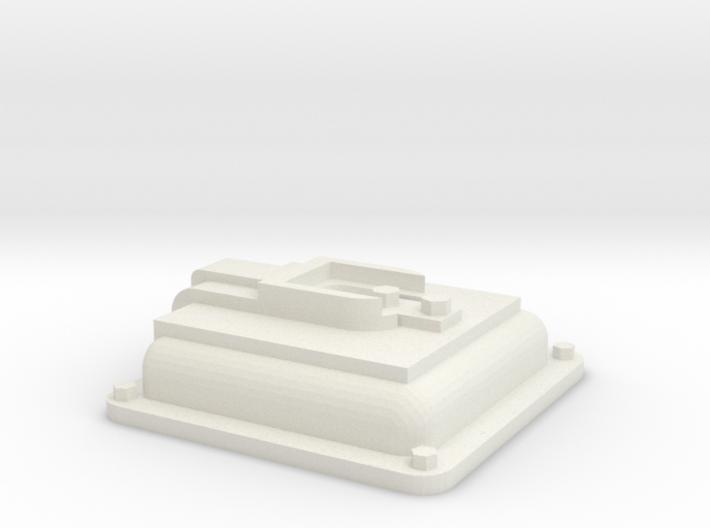"""1.5"""" or 1.6"""" EMD Diesel Locomotive Sand Door 3d printed"""
