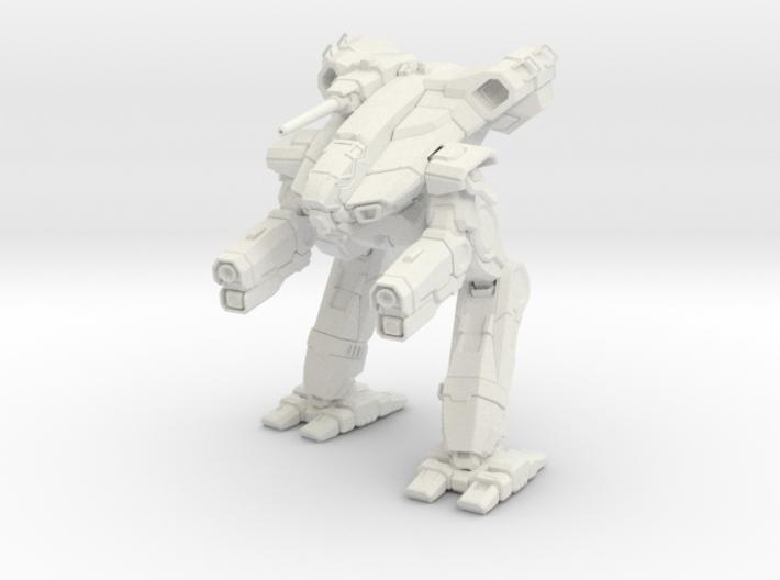 Marauder 1/72 scale 3d printed