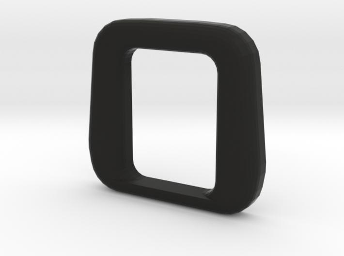 X31 Rubber Vestibule for Öresundståg 3d printed