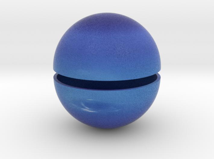 Neptune (Bifurcated) 3d printed