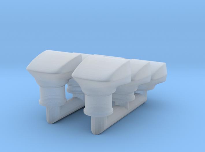 1/25 Cal Custom 40-30 Wedge Scoops x6 3d printed