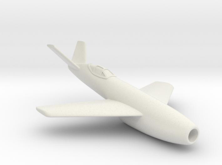 (1:144) Messerschmitt Me P.1106 3d printed