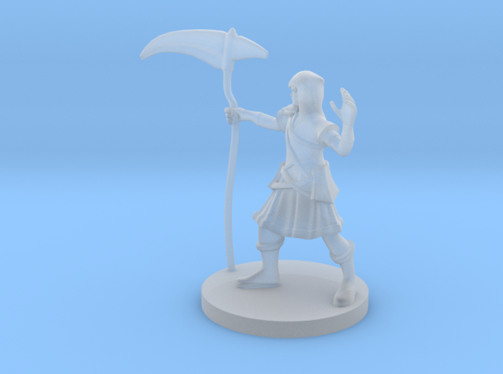 Human Death Cleric 3d printed