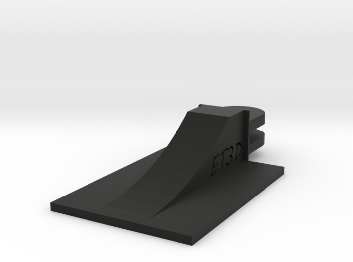 SmartPhone GoPro Mount Adapter (Side Tilting) 3d printed
