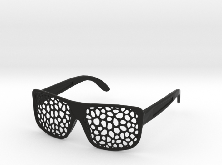 FABSHADES - Voronoi edition 3d printed
