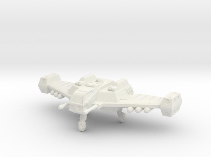 Terran Interceptor 3d printed