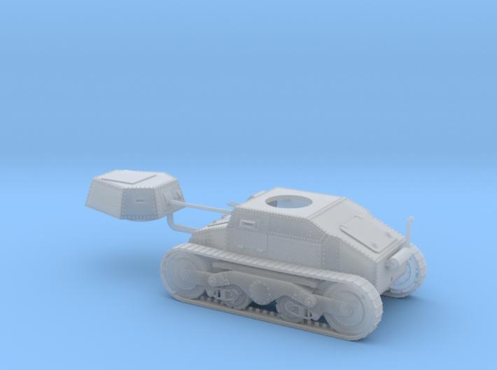 1/72nd (20 mm) Straussler V-3 armed 3d printed