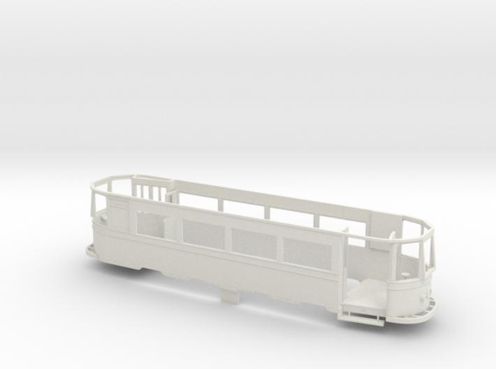 1:43 Leeds Tram 301-Part 1 3d printed