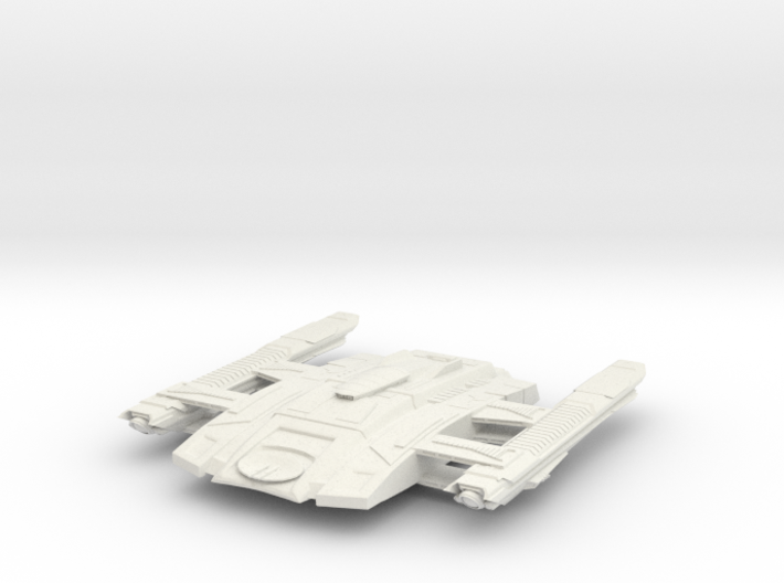 Federation Hawk Class Scout 3d printed