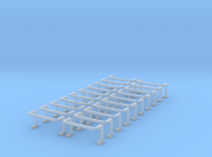 Ladder Rung 1:48 scale,20pcs 3d printed