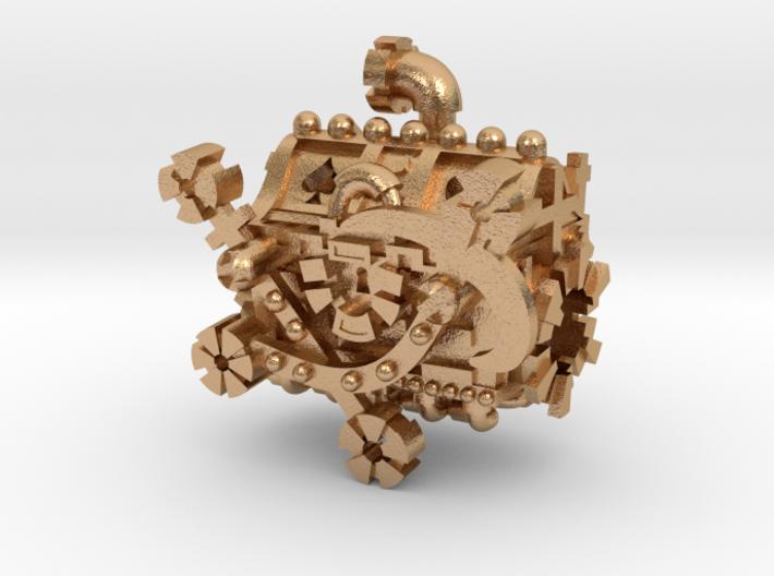 Mobile Treasure Chest 3d printed