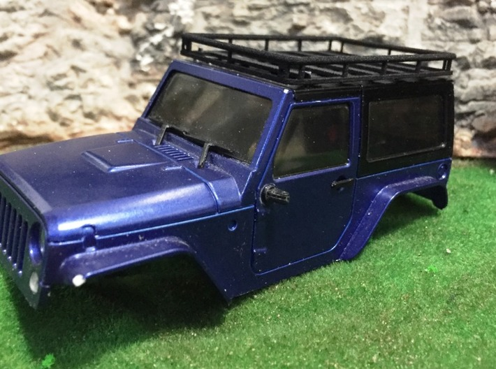 Orlandoo Jeep OH35A01 Roof Rack 3d printed