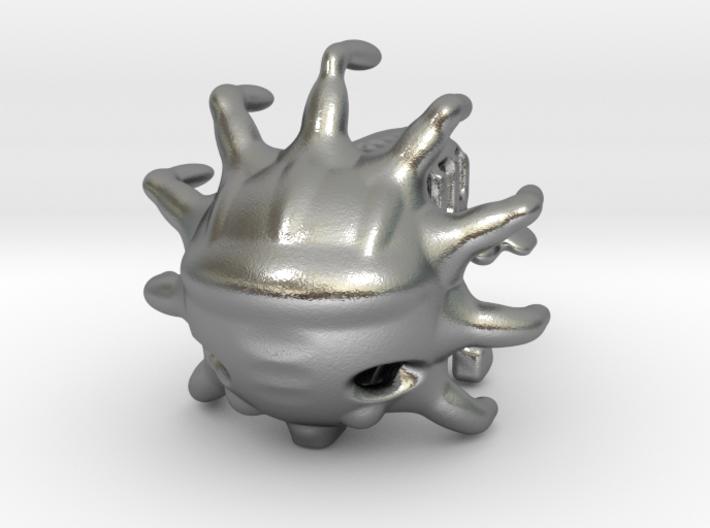 The dark energy Starfish craft 3d printed