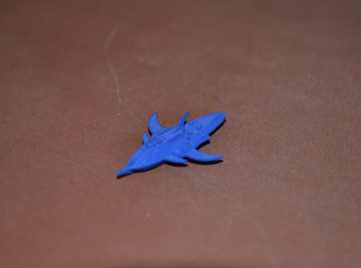 1/10 000 Chuyinka Carrier Dreadnought 3d printed